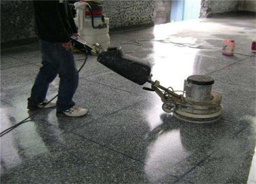 西安厂房水磨石翻新